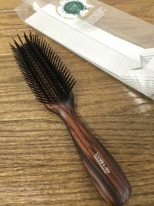 おすすめのヘアブラシはサンビーL-301