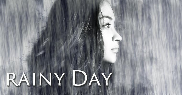 雨の日にもっさり広がる髪をなんとかしたい...