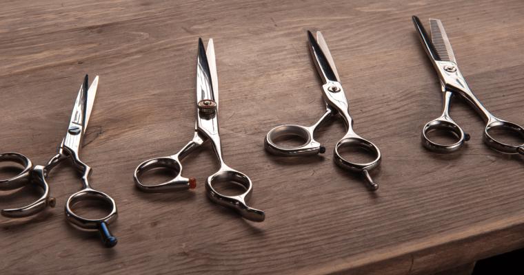 理美容師プロ用シザー(ハサミ)10選・選び方や種類、メンテナンス方法