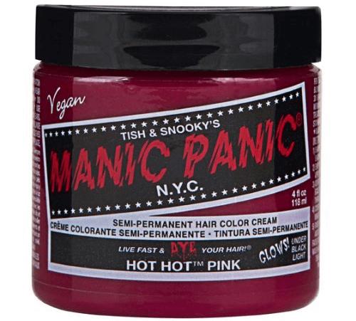 マニックパニック マニックパニックヘアカラー ホットホットピンク 118ml