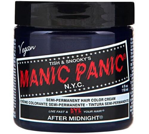 マニックパニック マニックパニックヘアカラー アフターミッドナイトブルー 118ml