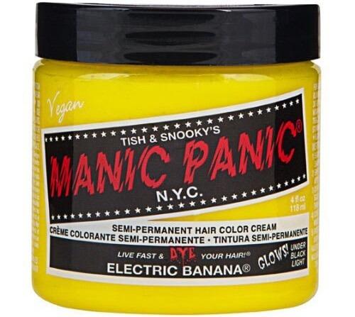 マニックパニック マニックパニックヘアカラー エレクトリックバナナ 118ml