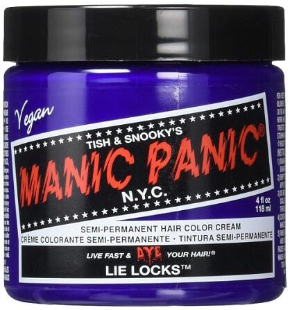 マニックパニック マニックパニックヘアカラー ライラック 118ml