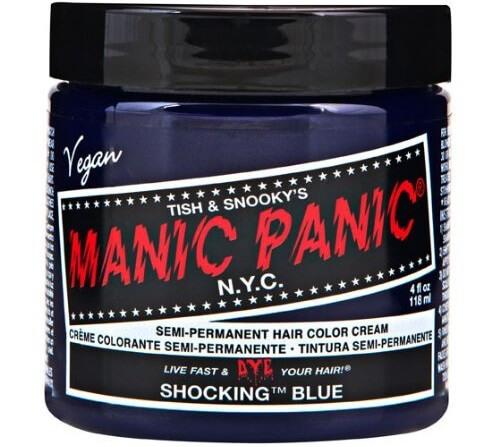 マニックパニック マニックパニックヘアカラー ショッキングブルー 118ml