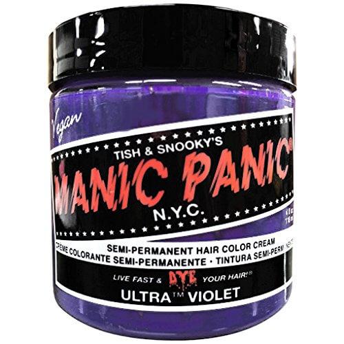 マニックパニック マニックパニックヘアカラー ウルトラヴァイオレット 118ml