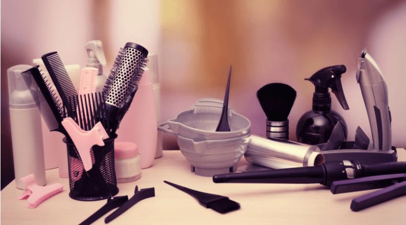 美容室 消耗品