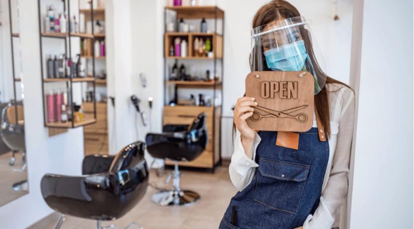 美容室 コロナ対策